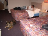Blog-Day2 Daddy at Travelodge.JPG