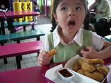 Kyoko eating.jpg