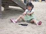 Kyoko playing sand.jpg
