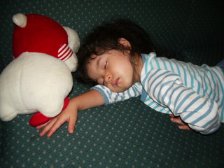 kyoko is sleeping 10-11-06.jpg